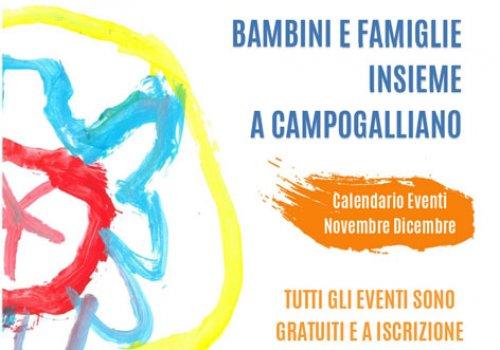 Gli appuntamenti di Campogalliano a novembre e dicembre