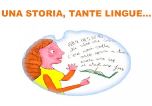 Una storia, tante lingue... un laboratorio linguistico per bambini di 5 anni
